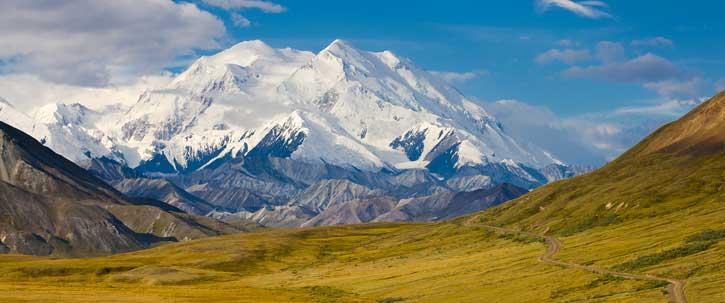 All Alaska Interior and Coastal Tour