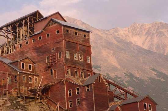 Kennicott Mining Town